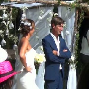 Mariage et Baptême de Caroline & Christophe