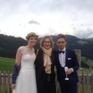 Mariage d'Anais & David