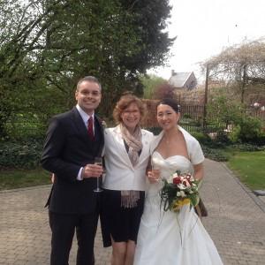 Mariage de Nathalie & Brent