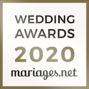 CelebrerLaVie, gagnant Wedding Awards 2020 Mariages.net