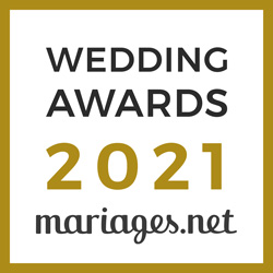 CelebrerLaVie, gagnant Wedding Awards 2021 Mariages.net
